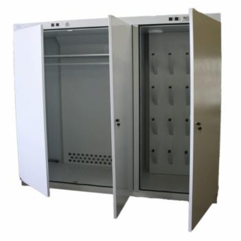 Сушильный шкаф ШС-8 для одежды, спецодежды и обуви