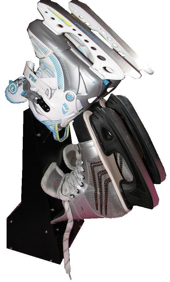 Сушильная стойка на 2 пары обуви
